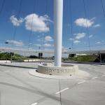 Hovenring - circular cycle bridge - nametag - fietsrotonde - eindhoven